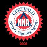 NNA certified logo